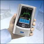 Handheld Spectrum Analyzer from Saelig