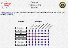 Control Tutorials for Matlab