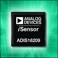 Analog Device's ADIS16209