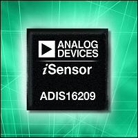 Analog Device's ADIS16209