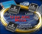 High-Performance Microcontrollers from Microchip