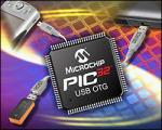 MCUs with USB from Microchip Technology