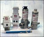 Flow-Through Pressure Transducers from DJ Instruments