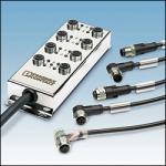 Sensor/Actuator Boxes from Phoenix Contact