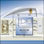 Hall Sensor Interface IC from Maxim