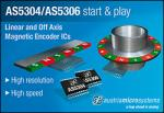 Magnetic Encoder IC from Austriamicrosystems