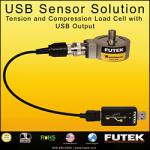 Tension, Compression Load Cell from FUTEK