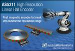 Linear Hall Encoder from Austriamicrosystems