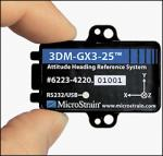 Miniature Inertial System from MicroStrain