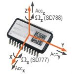 Combination Inertial Sensors from SensorDynamics