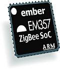 ZigBee SoCs from Ember