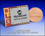 IEEE 802.15.4 Wireless Module from Microchip