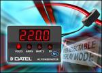 AC Power Meters from Murata Power Solutions
