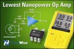 Nanopower Op Amp from National Semiconductor