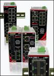 Industrial Ethernet Switches from Sixnet
