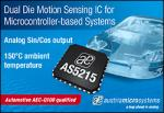 Magnetic Rotary Encoder IC from Austriamicrosystems