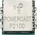 Figure 2. The P2100 RF energy harvesting module