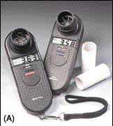 Spirometers made by Micro Medical Ltd.