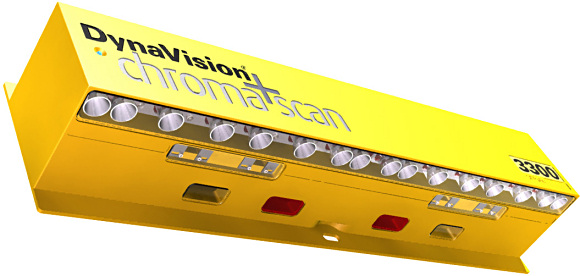 Figure 2. chroma+scan 3300 3D profile and color sensor