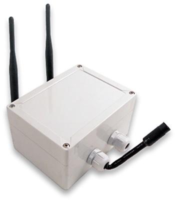 Figure 6. A SmartSantander box that contains a noise sensor
