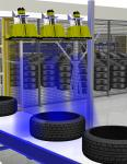 Sensors And Tools Accelerate Tire Manufacturing