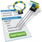 Hall Effect Sensors Offer Custom Solutions At COTS Pricing