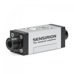 Flow Sensor Resists Chemical Corrosion