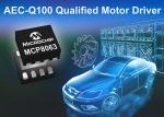 Motor Driver Is AEC-Q100 Qualified