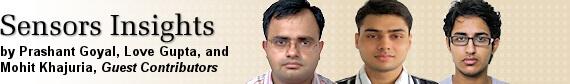 Sensors Insights by Prashant Goyal, Love Gupta, and Mohit Khajuria