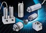 Bidirectional Electronic Valves Handle High Flow Volume