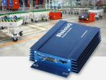 Smart Motor Controller Drives Guided Vehicles