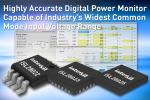 Power Monitor Boasts Industry's Widest Common Mode Input Voltage Range