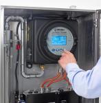 Moisture Analyzer Monitors Changing Gas Streams