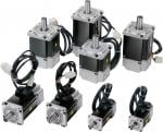 Servo Motors Vie For Demanding Automation Tasks