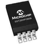 SuperFlash Memory Family Adds 1.8V 4-/8-Mbit Members