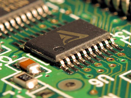 AlSentis HSS touch-recognition control chip
