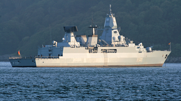 Fig. 2: Although the Navy has settled into other base ports, Weymouth and Portland remains a center for military, naval, and civil engineering excellence.