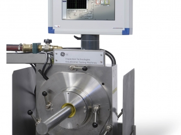 Ge S Ultrasonic Testing Machine Offers Faster Geometric