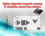 IC Packs Fluxgate Sensor, Signal Conditioning, And Compensation Coil Driver
