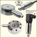 FM-Rated Pressure Transmitters And Load Cells Are Intrinsically Safe