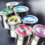 Metal Line Switches Provide Multicolor Illumination