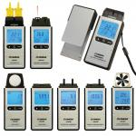 Handheld Meters Outfit Variety Of Test Kits