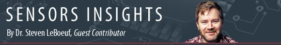 Sensors Insights by Dr. Steven LeBoeuf