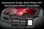 Multi-Phase 55V Synchronous Boost Controllers Ease Automotive Power System Design