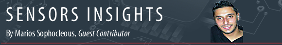 Sensors Insights by Marios Sophocleous