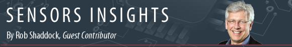 Sensors Insights by Rob Shaddock