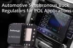Synchronous Buck Regulators Deliver POL Conversions for Infotainment and Advanced Driver Assistance Systems