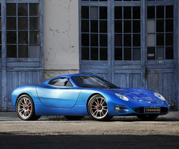 The Toroidion Supercar