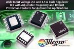 Wide Input Voltage Buck Regulators Hit The Road In Automotive Apps
