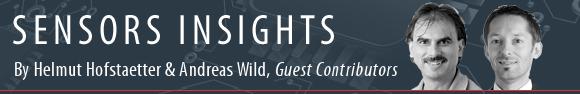 Sensors Insights by Helmut Hofstaetter & Andreas Wild